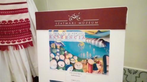 Szatmari Museum - Hatvany exhibition