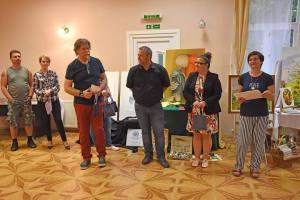 Kiállítás megnyitó a Zárónapon