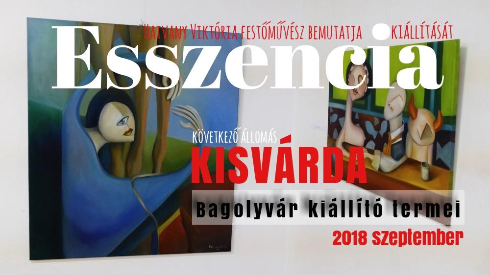 Esszencia Kisvárdai Kiállítás