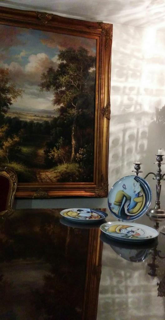 Luxus enteriör a hétköznapokban - Hatvany Hollóházi Porcelán