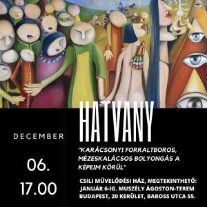 Csili - 2019 Karácsonyi Kiállítás
